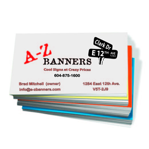 Business Cards vancouver</td> <td > Other Printing