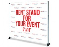 Used/Refurbished/Rental Banner Stands