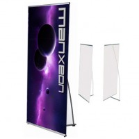 L- Banner Stand