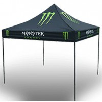 Custom Branded Advertising Tents